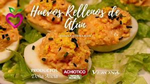 Huevos Rellenos de Atún Costa Rica DIPROA S.A