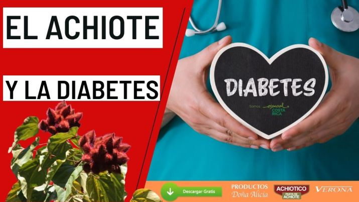 diabetes Achiote