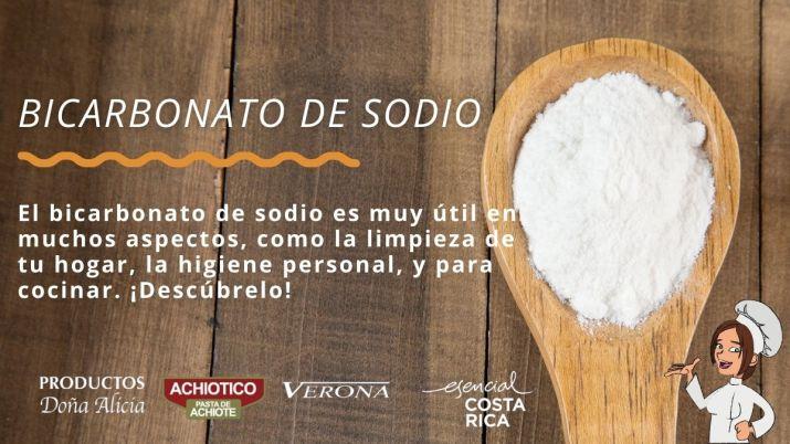 Bicarbonato de Sodio Costa Rica