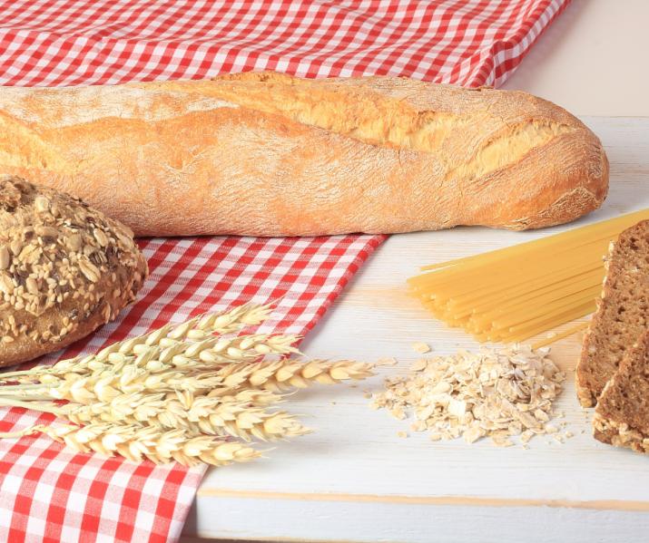 pan y cereales en Costa Rica